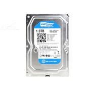 西部数据 蓝盘 1TB/7200转/64MB/SATA3(WD10EZEX)