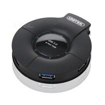 优越者 Y-3041 USB3.0 4口HUB带5V2A电源集线器产品图片主图