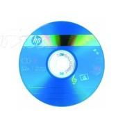 惠普 CD-R 52X 700MB 单片盒装 10片一组