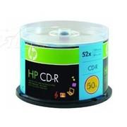 惠普 CD-R(50片装/白面)