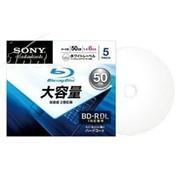 索尼 BD 50GB(可打印/5片薄盒装)