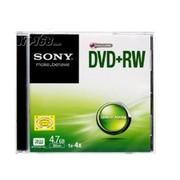 索尼 DVD+RW 3片