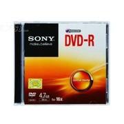 索尼 DVD-R 10片