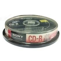索尼 CD-R 桶装10片 台产产品图片主图