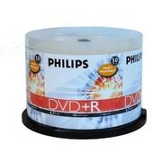 飞利浦 DVD-R 16X 可打印(50片装)