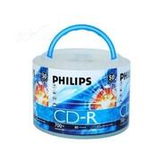 飞利浦 CD-R 52X 乖乖桶(50片桶装)