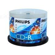 飞利浦 CD-R 52X(50片桶装)