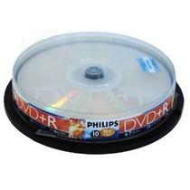 飞利浦 DVD+R 16X(10片桶装)产品图片主图