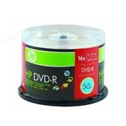 惠普 DVD-R 16X 4.7GB(50片桶装)