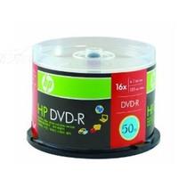 惠普 DVD-R 16X 4.7GB(50片桶装)产品图片主图
