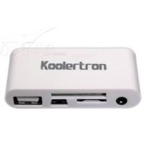 kooletron 苹果ipad ipad2 ipad3五合一读卡器产品图片主图