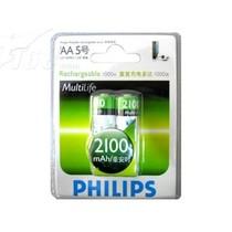 飞利浦 5号2100mAH充电电池产品图片主图