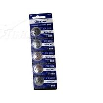 佳力能 CR2032纽扣电池(5粒/卡)产品图片主图