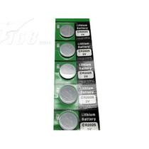 佳力能 CR2025纽扣电池(5粒/卡)产品图片主图