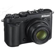 尼康 (Nikon) COOLPIX P7700 数码相机 黑色(1219万像素 3英寸翻转屏 7.