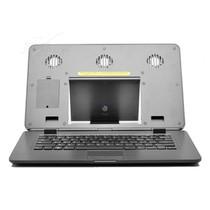 康背贝 JK31UATH笔记本健康电脑支架(深灰色)产品图片主图