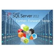 微软 SQL Server 2012 OLP NL 标准版 15Clts