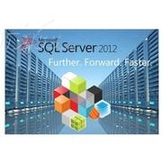 微软 SQL Server 2012 OLP NL 标准版(4核CPU)