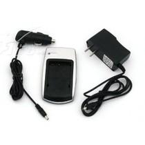 新境界 SLB-0837B充电套装(车充+座充+带线插)产品图片主图