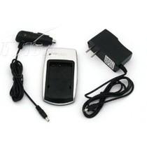 新境界 S005E充电套装(车充+座充+带线插)产品图片主图