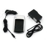 新境界 V507充电套装(车充+座充+带线插)