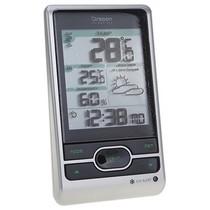欧西亚 BAR206 天气预报温湿度计(银色)产品图片主图