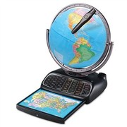 欧西亚 PR18 全功能智能语音地球仪(黑色)