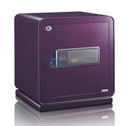 驰球 FDX-A/D-40.F1 黑鲨系列电子密码防盗3C保险箱(紫色)