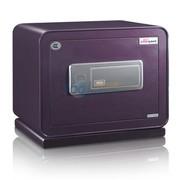 驰球 FDX-A/D-30.F1 黑鲨系列3C电子密码防盗家用保险箱(紫色)