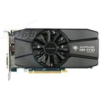 蓝宝石 HD7770 2GB GDDR5 白金版产品图片主图
