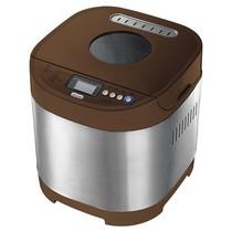 北美电器 AB-SN6513N 1000g 全自动面包机 (咖啡色不锈钢)产品图片主图
