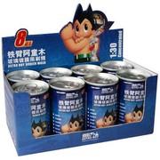 铁臂阿童木(Astro Boy) 8*150ML第二代超浓缩玻璃镀膜雨刷精玻璃水 驱水剂 防雨剂 8罐装 YSJ-GZ