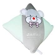 其他 佳露思/CARAX 欢乐鼠乐园苹果绿系列舒适抱枕/靠垫CR-AG328
