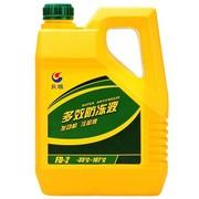 长城 FD-2型 车用多效防冻液-35℃ 4kg(黄色)