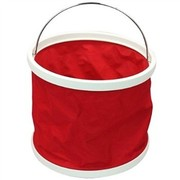 TYPER 9L 多功能便利伸缩桶 红色