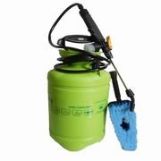 其他 雾必达(WUBIDA)D1208手动便捷式自选混液8L自助洗车器、冻天除冰器