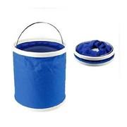 其他 魔焕 洗车水桶 可折叠 伸缩 多功能 刷车 钓鱼 后备箱放杂物 9升 蓝色