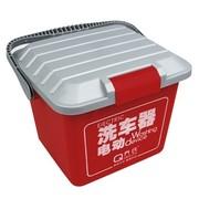 其他 乔氏电动洗车器 车用车载洗车水泵220v 番茄红 洗车器+转换器