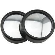 车旅伴 1.5寸360度可调防盲点镜(两只装)HQ-C1107