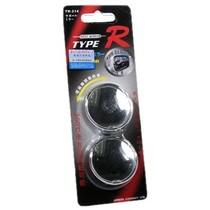 TYPER TR-214 360度可旋转小圆镜1.5寸去盲点 广角 银产品图片主图