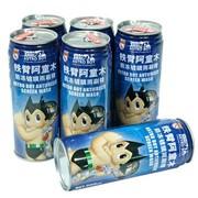 铁臂阿童木(Astro Boy) 汽车玻璃水防冻镀膜雨刷精6罐装 冬夏两用 -60度不结冰