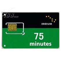 铱星 75分钟国际卡产品图片主图