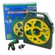 车旅伴 HQ-C1154园艺洗车水枪带收纳盘套装(10米水管)