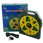 车旅伴 HQ-C1156园艺洗车水枪带收纳盘套装(20米水管)