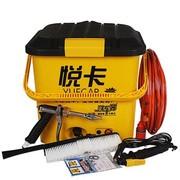 悦卡 YC-A1 12V便携高压电动式洗车机25L(带喷枪)