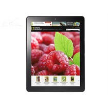 昂达 V972四核 9.7英寸平板电脑(全志 A31/2G/16G/2048×1536/Android 4.1/黑色)产品图片主图