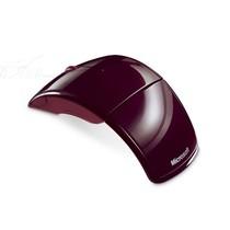 微软 Arc无线鼠标 红色产品图片主图