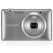三星 ST150F 数码相机 银色(1620万像素 3英寸液晶屏 5倍光学变焦 25mm广角)