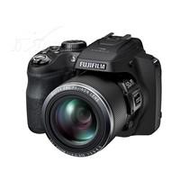 富士 SL1000 数码相机 黑色(1600万像素 3英寸翻折屏 50倍光学变焦 24mm广角)产品图片主图