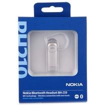 诺基亚 BH-219 NFC 蓝牙耳机(白色)产品图片主图
